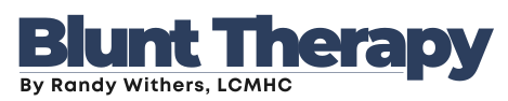 Blunt Therapy By Randy Withers Lcmhc Logo