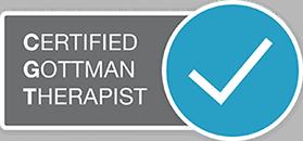 Gotman certified therapist